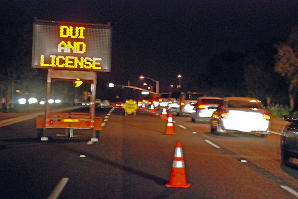 dui checkpoints Are dwi roadblocks in texas legal here's what you need to know about sobriety checkpoints and dwi roadblocks in texas learn why they are illegal.