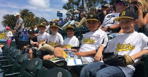 Palmdale Little League and the Bad News Bears