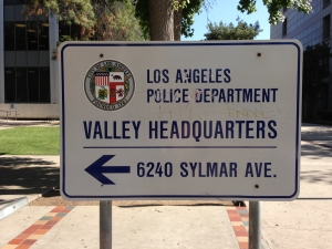 San Fernando Valley Headquarters, Van Nuys. Photo by: SCV Bail Bonds