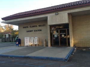 Santa Clarita Station Jail. Photo, SCV Bail Bonds