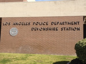 LAPD Devonshire Station Jail. Photo, SCV Bail Bonds