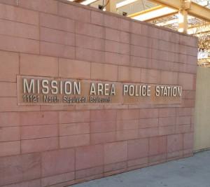 Mission Area Police Station Jail. Photo by SCV Bail Bonds