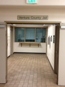 Ventura County Jail.  Photo: SCV Bail Bonds
