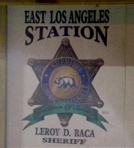 East Los Angeles Station Jail