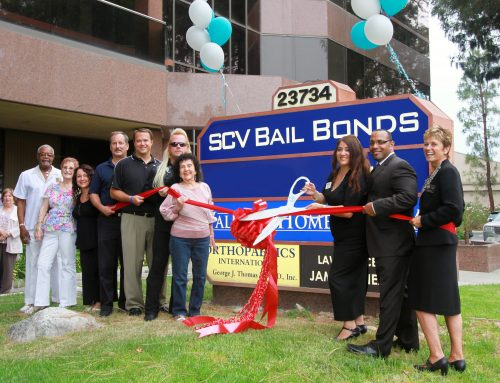 SCV Bail Bonds Announces New Office Across From Santa Clarita Station Jail – Ribbon Cutting Event