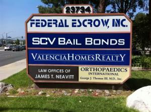SCV Bail Bonds - 23734 Valencia Blvd., #300, Valencia, CA 91355