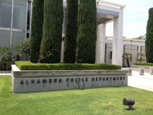 Alhambra Police Station Jail. Photo: SCV Bail Bonds