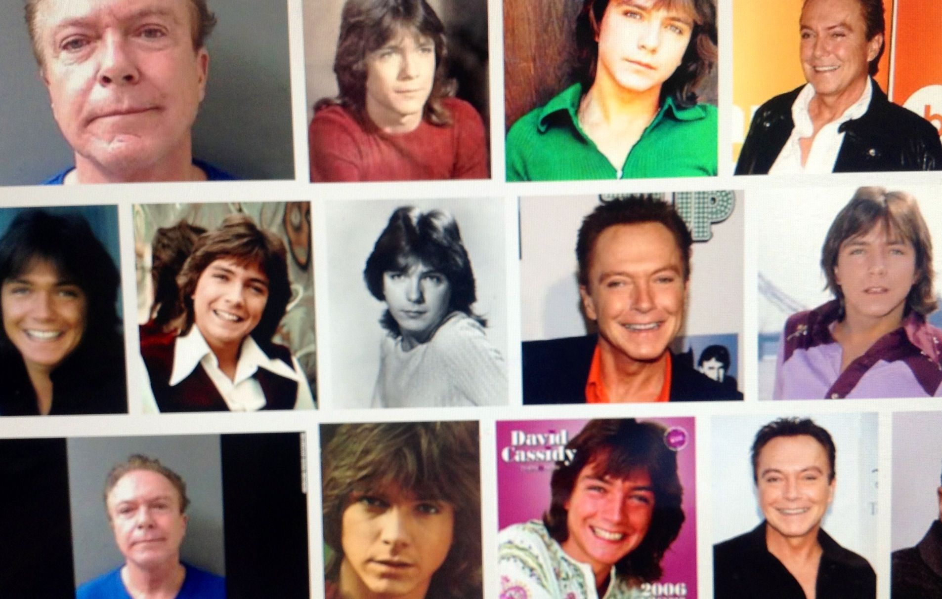 David Cassidy Arrested in LA