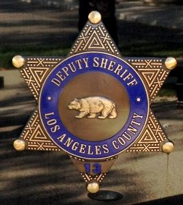 Deputy Sheriff Los Angeles County