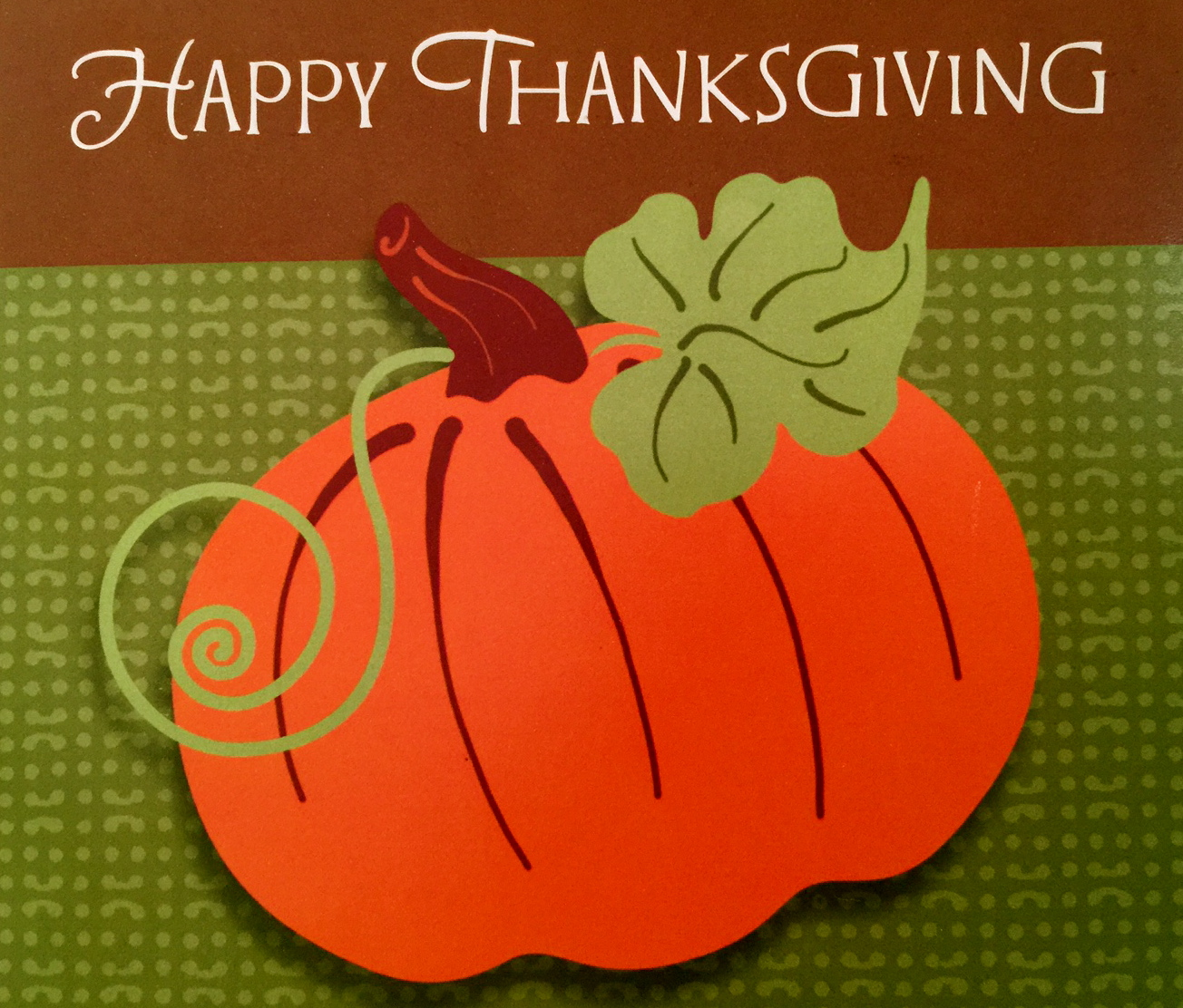 Happy Thanksgiving From SCV Bail Bonds