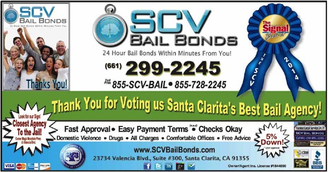 Fast, Local Santa Clarita Bail Bonds