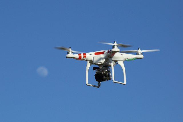 Santa Clarita Bail Bonds: Man Charged in Drone Incident with