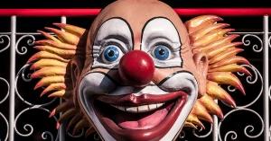 Santa Clarita Clown Sighting Leads to Homeowner's Arrest