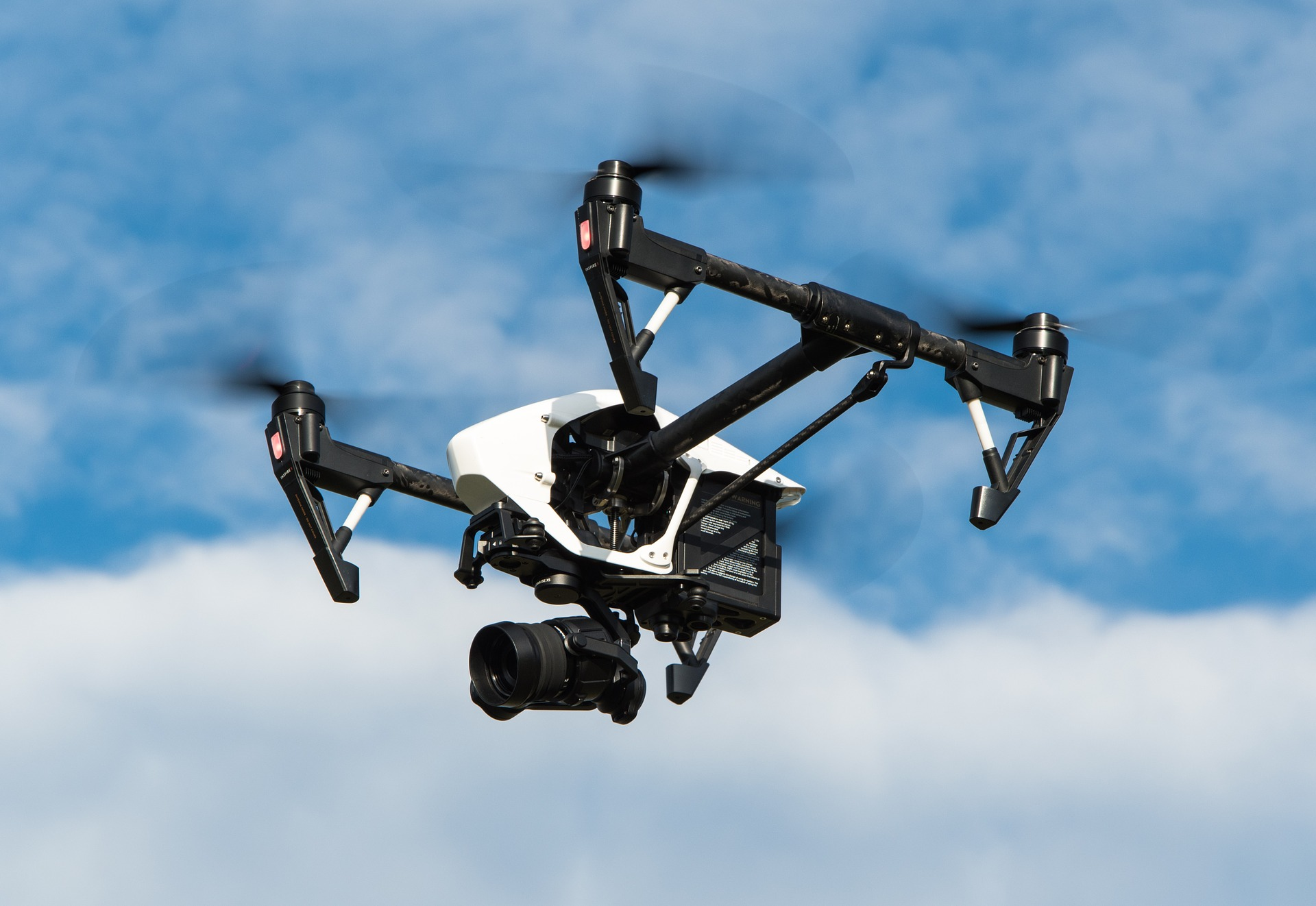 Drone Used for Narcotics Deliveries