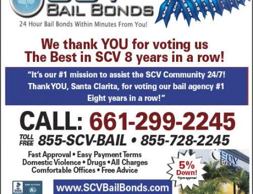SCV Bail Bonds – Best of SCV 2021