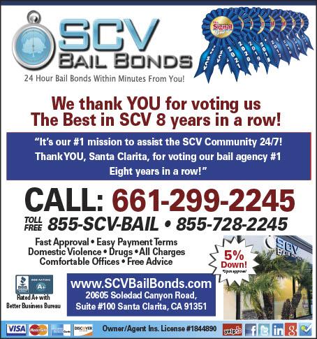 SCV Bail Bonds - Best of SCV 2021